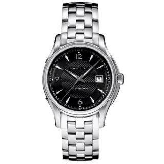 【HAMILTON 漢米爾頓】JAZZMASTER Viewmatic 機械錶(H32515135)