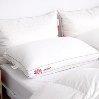【美國 杜邦 ComforMax】防蹣透氣獨家紀念款纖維枕(1入)