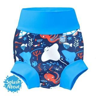 【Splash About 潑寶】3D加強版 游泳尿布褲(海底大冒險)