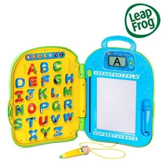 【LeapFrog】Go-with-Me ABC Backpack ABC 學習背包