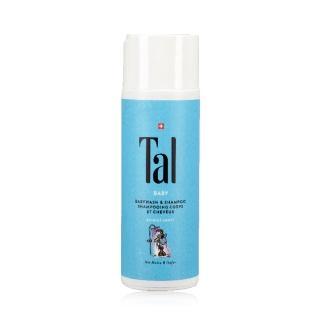 【Tal 蒂愛麗】抗敏呵護系列 嬰兒二合一洗髮/沐浴乳(200ml)