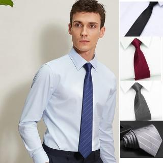 【拉福】歐美領帶6cm中窄版領帶手打領帶(多色 可選色)