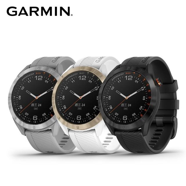 【GARMIN】APPROACH S40 GPS高爾夫腕錶