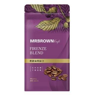 【MR. BROWN Cafe】伯朗佛羅倫斯綜合咖啡豆 440g