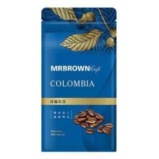【MR. BROWN Cafe】伯朗哥倫比亞咖啡豆 Supremo等級 440g