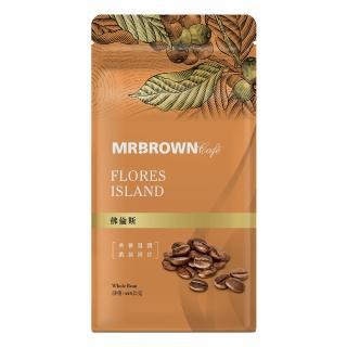 【MR. BROWN Cafe】伯朗佛倫斯咖啡豆Grade 1等級 440g