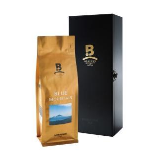 【MR. BROWN Cafe】精品咖啡豆 牙買加 克萊斯德爾 藍山咖啡豆木盒組 250g