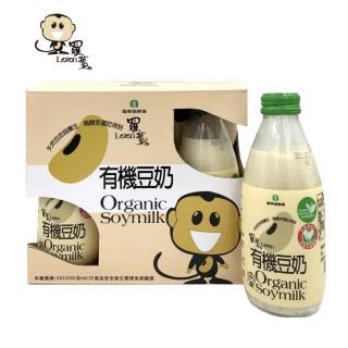【羅東鎮農會】羅董有機豆奶(245mlx6瓶)