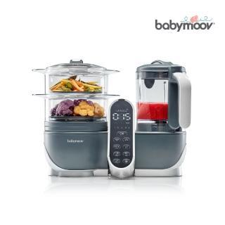 【babymoov】多功能食物調理機(加碼增:法國原裝進口食物分裝碗120ml/4入)