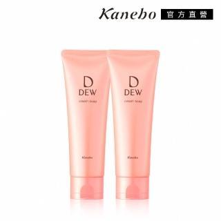 【Kanebo 佳麗寶】DEW水潤洗顏雙皂限定組