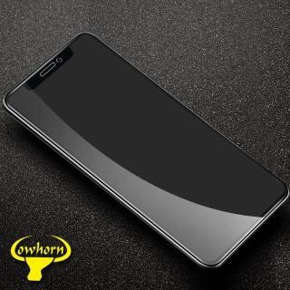 【COWHORN】Samsung Galaxy J6 2018(2.5D曲面滿版 9H防爆鋼化玻璃保護貼)