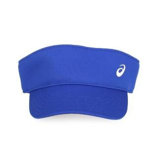 【asics 亞瑟士】運動遮陽帽-中空帽 空心帽 防曬 帽子 亞瑟士(155941-401)