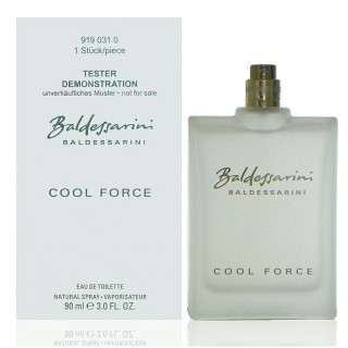 【組合 Baldessarini】Cool Force 冷酷男性淡香水(90ml Tester 包裝)