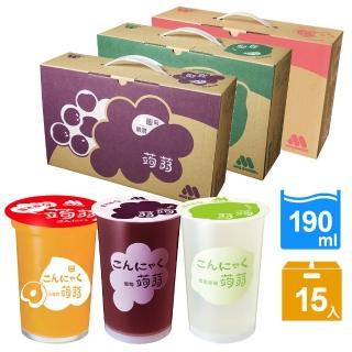 【摩斯漢堡】蒟蒻15杯/箱(檸檬)