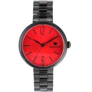 【Guy Laroche 姬龍雪】現代簡約時尚女錶(LW5054A-09)