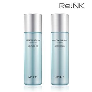 韓國Re:NK 精華水潤活膚水+乳液套組