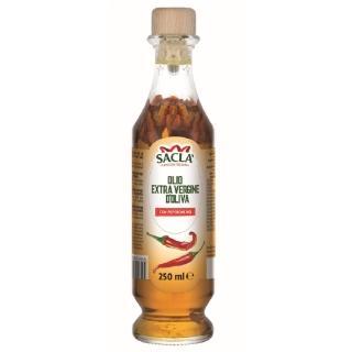 【Sacla】義大利初榨橄欖油/辣椒風味(250ml)