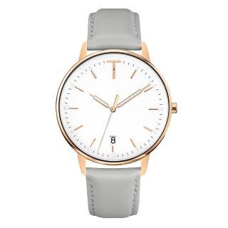 【TYLOR】潮流T時尚日期腕錶-灰色(TLAD006)