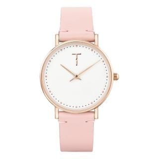 【TYLOR】夢想原動力時尚腕錶-粉紅色(TLAF003)