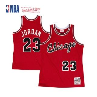 【NBA】Mitchell and Ness 公牛隊 84-85年 喬登 球員版球衣 Michael Jordan Authentic(M&N 復古球衣)