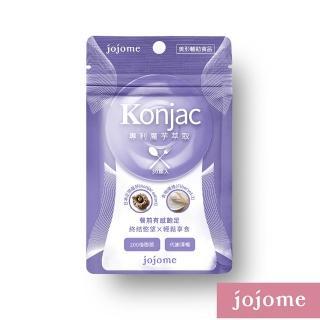 【jojome】專利魔芋萃取膠囊(30顆入)