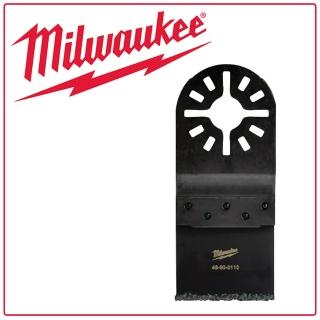 【Milwaukee 美沃奇】魔切機配件/直進多用途合金砂鋸片/32mm(48-90-0110)