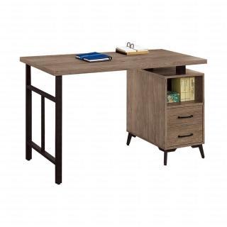 【H&D】奧蘿拉古橡色4尺書桌(桌 書桌 工作桌)