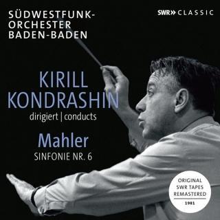 【金革唱片】孔德拉辛 : 馬勒第六號交響曲