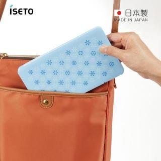 【日本ISETO】隨身口罩收納盒-2入