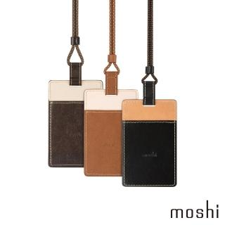 【moshi】Badge/ID Holder 證件套(編織繩)