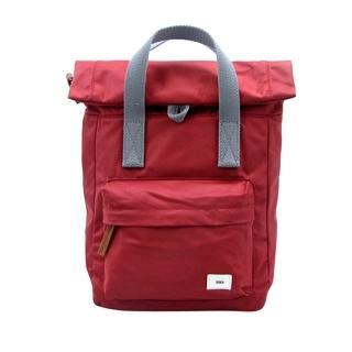 【ROKA】「通勤者」手提肩背兩用後背包-小(磚紅)