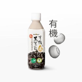 【統洋TOPMOST】微糖有機濃黑豆乳(360ml*12入/箱)/