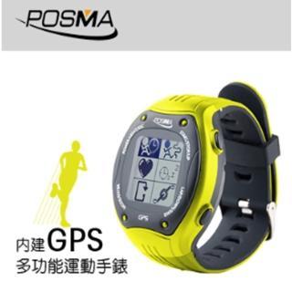【Posma W3】多功能GPS運動錶 速度高度 運動軌跡 競賽 電子羅盤 帶ANT+可接心跳帶 踏頻器作騎行
