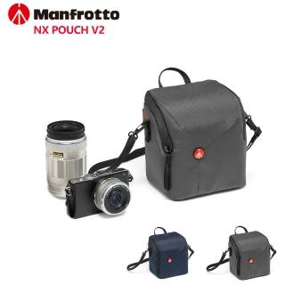 【Manfrotto 曼富圖】NX Pouch V2 for CSC開拓者小型相機包