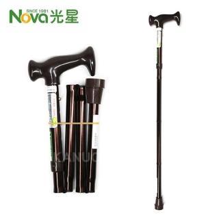 【光星NOVA】光星NOVA 鋁合金 折疊拐杖(3011AB)