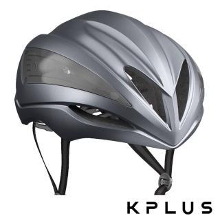 【KPLUS】單車安全帽S系列公路競速ULTRA Helmet-鈦灰色(頭盔 公路車)