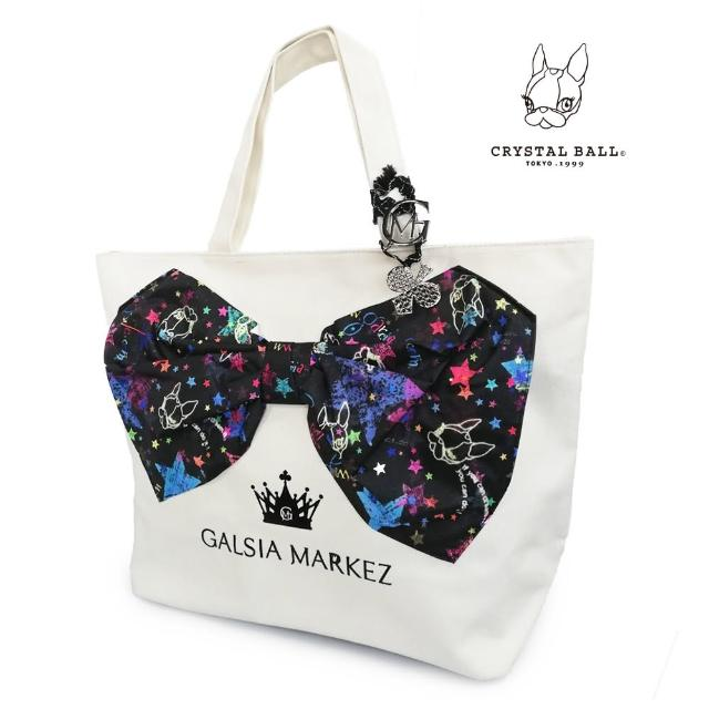 【CRYSTAL BALL】Atelier Tote Bag精緻手工帆布包