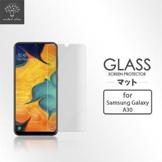 【Metal-Slim】Samsung Galaxy A30(9H鋼化玻璃保護貼)