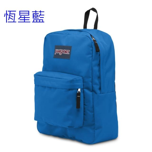 【JANSPORT】校園背包-SUPER BREAK(四色可選)