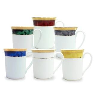 【NORITAKE】皇家馬克杯2入組(附贈禮盒)