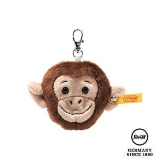 【STEIFF】Jocko Monkey Head 頑皮小猴子(經典吊飾_黃標)