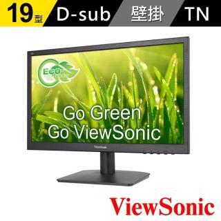 【ViewSonic 優派】VA1903a 19型 16:9 液晶螢幕