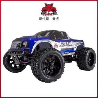 【Redcat Racing】VOLCANO EPX 1/10 四驅大腳車 藍 6050RT-04289(大腳車)