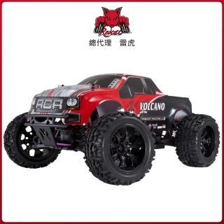 【Redcat Racing】VOLCANO EPX 1/10 四驅大腳車 紅 6050RT-05925(大腳車)
