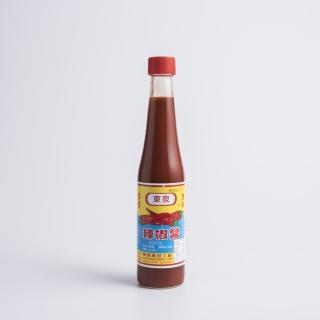 【台灣東泉】辣椒醬 420g