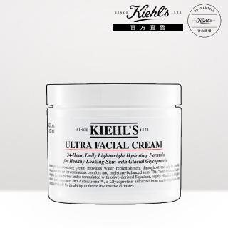 【Kiehl's 契爾氏】冰河醣蛋白保濕霜125ml(大瓶裝)