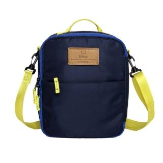 【TWELVElittle】ADVENTURE 美國超輕量防潑水保冷袋 保溫袋 保鮮袋 便當袋(閃電藍)