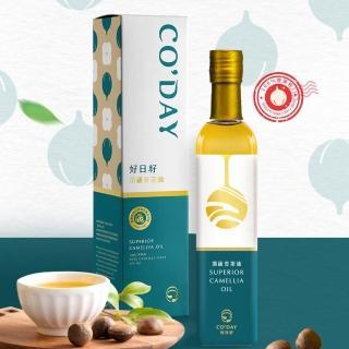【梅山茶油合作社】頂級苦茶油  生飲、涼拌的唯一選擇(500ml)