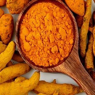 100%印度高山薑黃粉 220g/罐(純正健康)