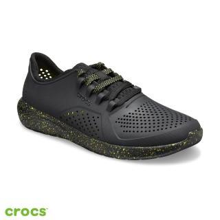 【Crocs】男鞋 LiteRide星空系列徒步鞋(205814-060)